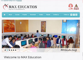 MAX EDUCATION SOCIETY