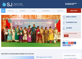SJ Degree College
